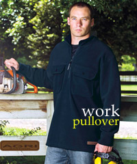 Agri Workwear Pullovers with Logo Service