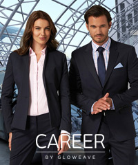 Corporate Shirt, Suit Jackets and Pant Packages with Corporate Profile Clothing.