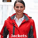 Corporate and Sporting Club Jackets with Logo Service at Corporate Profile Clothing