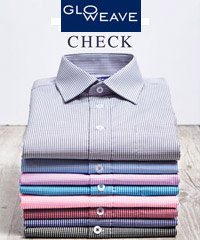 Premium Corporate range of Gigham Small Check Shirts #1637L for uniform industry, mens and womens, available in 8 colours, stock levels may vary quickly.Navy, Crimson, Pink, Black, Grey, Sky, Teal, Lilac. 60% Cotton 40% Polyester with Silk Protein Finish. Easy Iron, Logo Embroidery Service is available. High Performance for Corporate Uniforms. FreeCall 1800 654 990