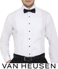 Dinner Shirt by Van Heusen #E152 Corporate Sales