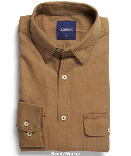 Oxford-Double-Pocket-Shirts-Colour-Sand