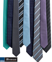 Stock Service Fashion Ties for Corporate Wear. Includes Contrast Stripe #99102 , Mens Slim Tie #99104, Mens Spot Tie #99100, Wide Contrast Striipe Tie #99102 and Mens Self Stripe Tie #99101. We also provide Custom Order Corporate Ties, Club Member Ties. For details the best idea is to call Renee Kinnear or Shelley Morris on FreeCall 1800 654 990