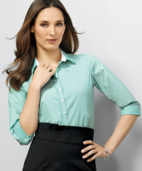 Premium womens shirts for corporate wear