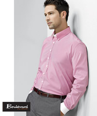 Mens Button Down shirts for corporate wear