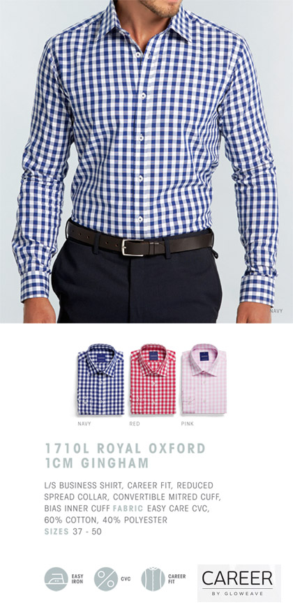 Oxford-Gingham-Check-Shirts-Product-card-420px