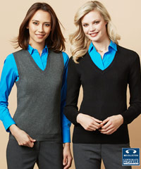Womens-Viscose-Knitwear-Pullover-#LP3506-and-Vest-#LV3504