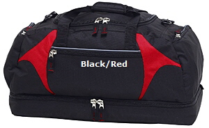 Top quality Black-Red Sports Bag #BRSB for Australian Sports Clubs