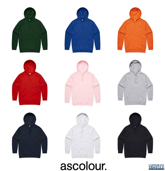 Supply Hoodie #5101 Mens Colours by AS Colour With Logo Service 580px