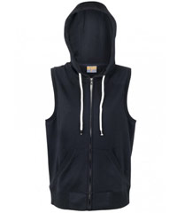 Sleeveless-Hoodie-#F770ZS-and-Ladies-#FZ77UM-Charcoal-200px