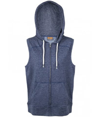 Sleeveless-Hoodie-#F770ZS-and-Ladies-#FZ77UM-Navy-Heather-200px