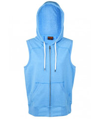 Sleeveless-Hoodie-#F770ZS-and-Ladies-#FZ77UM-Sapphire-Heather-Image-200px