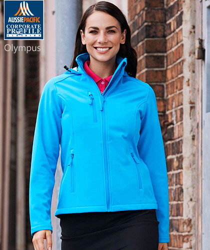 Olympus Womens Corporate Jacket #2513 With Logo Service 420px