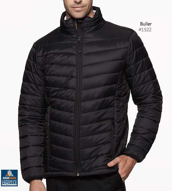 Corporate Puffer Jacket #1522_With Logo Service 600px