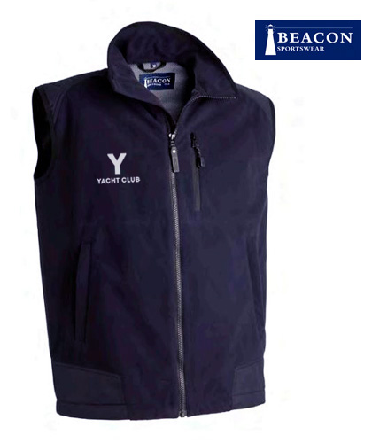 Corporate Premium Fleece Vest #FLATTERY With Logo Embroidery Service, luxury fabric and appearance. Suitable for Uniforms, Team Uniform, Speciial Events, Golf, Outdoors. Colour Navy (600) Sizes XXL-3XL. Drawstring at hem. Shell 100% Polyester Micro Fleece , Inside Elastic polyester with PU Laminate, MVP 1000 G/M2 Lining, Weight 260G. Enquiry FreeCall 1800 654 990