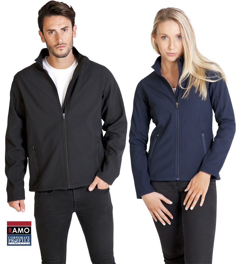 Tempest Corporate Softshell Jacket #J481HZ With Logo Service