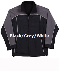 Cascade-Jacket-#JK22-Black-Grey-White-With-Logo-Service