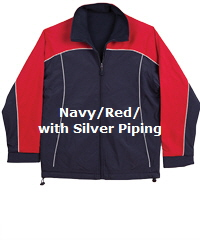 Cascade-Jacket-#JK22-Navy-Red-White-With-Logo-Service