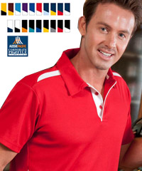 Aussie Pacific Polo Shirt #1305 (Paterson) With Print Service, available in 19 colours, Mens, Womens #2305 and Kids # 3305 sizes. Great value polo shirts, inexpensive low cost polo for a good quality 20% Cotton content that will last for seasons as a Staff, Sport or School uniform shirt. Can be easily printed or embroidered. For all the details please call Shelley Morris or Leigh Gazzard on FreeCall 1800 654 990