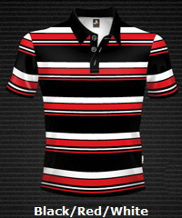 Black-Red-White-Club-Polo-Shirt-#8296