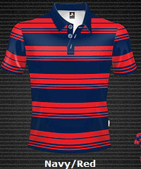 Navy-Red-Club-Stripe-Polo-Shirt-#8296