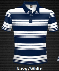 Navy-White-Club-Polo-Shirt-#8296