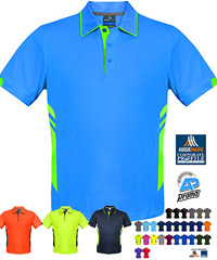 2c559c2b Aussie Pacific Tasman Polo Shirts #1311 Colour Chart. Try It ON! Request a