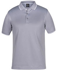 Podium-Jacquard-Contrast-Polo-#7JCP-LT-Grey-White-200px