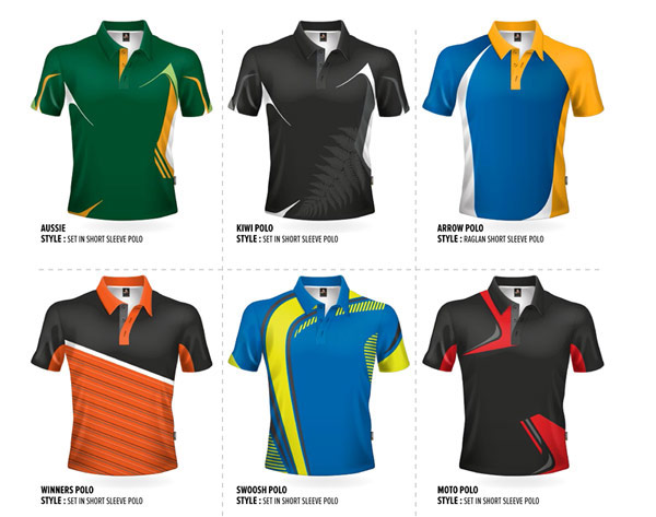 Pre-Designed-Sports-Polo's, Corporate.com.au