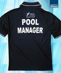 Names and Numbers printed on Polo Shirts and T-Shirts at Corporate Profile Clothing Call Free 1800 654 990.  Volunteer, Manager, Coach, Security, EVENT Staff, Visitor, Crowd Support, Marshall, Company Names, Umpires Escort, Referees etc. Jobs quoted on requirements. Low Minimums may apply. Enquiries, Call Free 1800 654 990.
