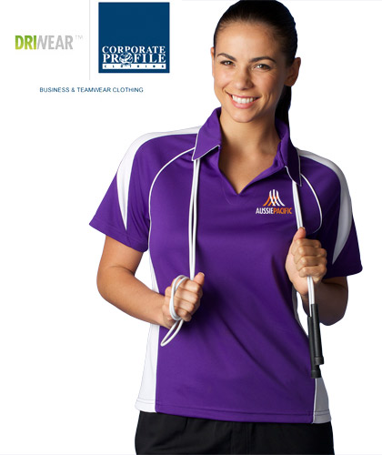 Premier-Womens-Polo-Shirts-Purple-and-White-420px