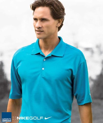 ae5d938f Nike Golf Corporate Polo Shirt Mens Dri Fit #363807 and Womens #354067 With  Logo