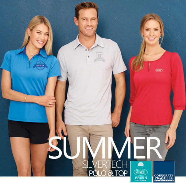 Polo Shirts for Hot Weather