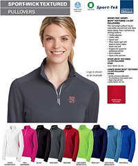 Sport-Wick Pullovers #LST860 Womens With Logo Service by Sport Tek 200px