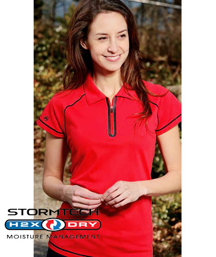 Stormtech Red Polo shirts in Australia