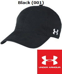 The popular Under Armour Corporate Cap  1282140 can be embroidered with your  Company-Club 40085b8ae2b3