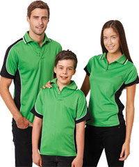 School-Polo's-Emerald-and-Black-200px