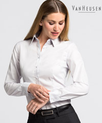 Van-Heusen-Womens-Corporate-Shirts
