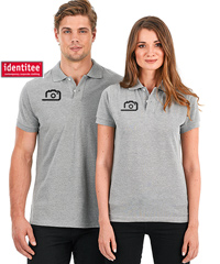 Fresh, fashionable style Venice Polo Mens #P02 and Womens Polo #P03, great looking comfortable polo with cool appearance, sleeve cuffs and knitted collar, pearl buttons, side splits. Perfect for younger customers, fitness lifestyle, muscle arm fitting for blokes. Corporate Sales FreeCall 1800 654 990
