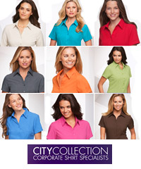 City Collection EzyLin Shirts, corporate.com.au